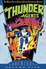 THUNDER Agents Archives_Vol. 5_HC