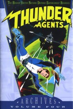 THUNDER Agents Archives_Vol. 4