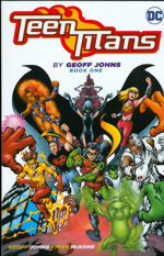 Teen Titans By Geoff Johns_Vol. 1