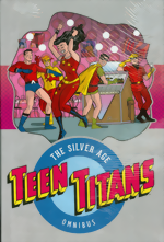 Teen Titans_The Silver Age Omnibus_HC