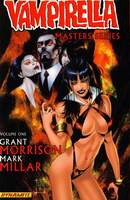 Vampirella Masters Series_Vol. 1_Grant Morrison And Mark Millar