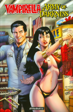 Vampirella and Army Of Darkness