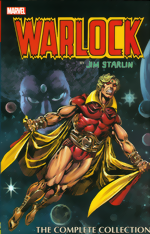 Warlock By Jim Starlin_The Complete Collection