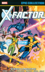 X-Factor_Genesis And Apocalypse_X-Factor Epic Collection_Vol. 1