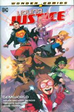 Young Justice_Vol. 1_Gemworld_HC